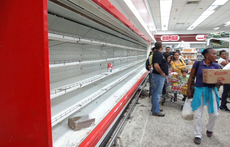 Leaked Government Document Reveals Venezuela's Shortages Are Worse Than Previously Expected